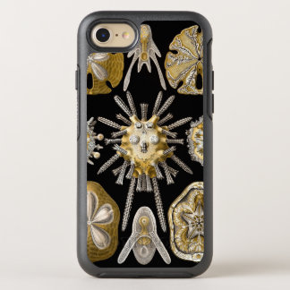 Vintage Sand Dollars Sea Urchins by Ernst Haeckel OtterBox Symmetry iPhone 7 Case