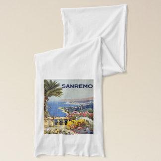 Vintage Sanremo Italy scarfs Scarf