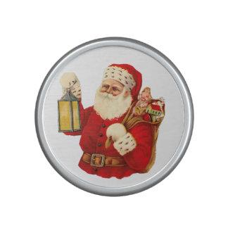 Vintage Santa Bluetooth Speaker