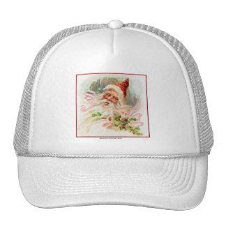 VINTAGE SANTA CAP