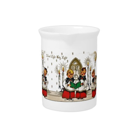 vintage-santa-christmas-post-cards-0029 pitcher
