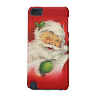Vintage Santa Claus Christmas iPod Touch 5G Covers