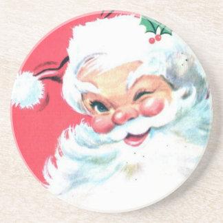 Vintage Santa Claus Coaster