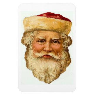 Vintage Santa Claus portrait - Magnet