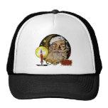 Vintage Santa Claus Trucker Hat