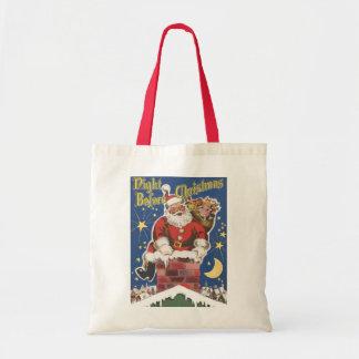 Vintage Santa Claus, Twas Night Before Christmas