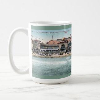 Vintage Santa Cruz Beach and Amusement Park Coffee Mug