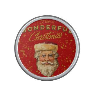 Vintage Santa Speaker
