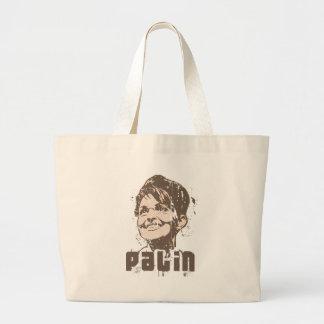 Vintage Sarah Palin Tote Bag