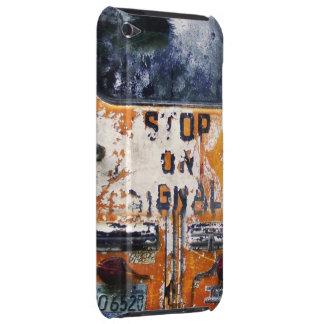 Vintage school bus Case-Mate iPod touch case