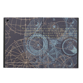 Vintage Science Book Illustration Case For iPad Air