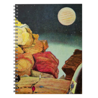 Vintage Science Fiction Quarry Planet Travelers Notebooks
