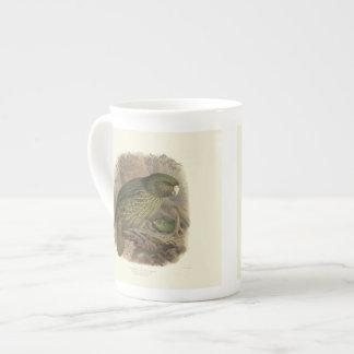 Vintage Science NZ Birds - Kakapo Tea Cup