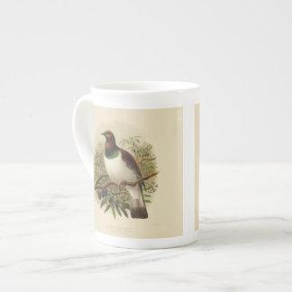 Vintage Science NZ Birds - Kereru Tea Cup