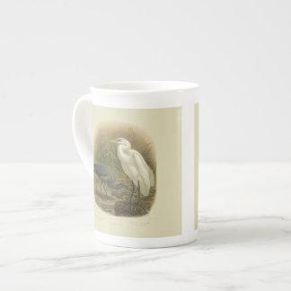 Vintage Science NZ Birds - NZ Herons Tea Cup