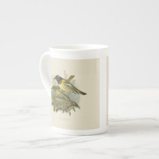 Vintage Science NZ Birds - Stitch Bird Tea Cup