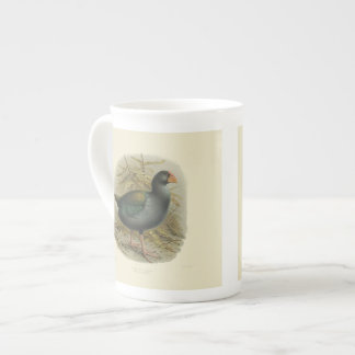 Vintage Science NZ Birds - Takahe Tea Cup