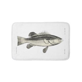 Vintage Science NZ Fish - Hapuku Bath Mat