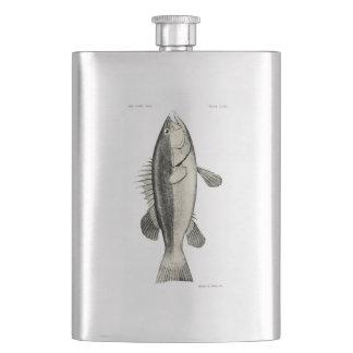 Vintage Science NZ Fish - Hapuku Hip Flask