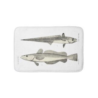 Vintage Science NZ Fish - Hoki Bath Mat