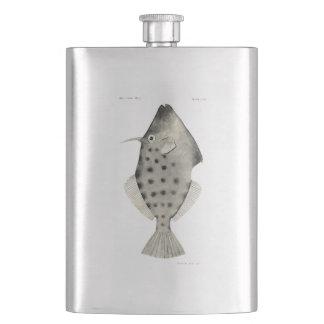 Vintage Science NZ Fish - Smooth Leatherjacket Hip Flask