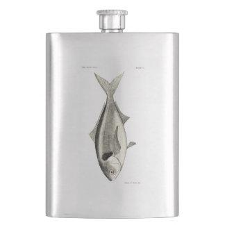 Vintage Science NZ Fish - Warehou Hip Flask