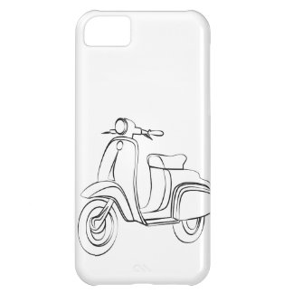 Vintage Scooter iPhone 5C Cases