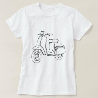 Vintage Scooter T-Shirt