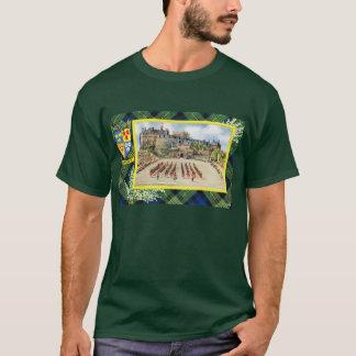 Vintage Scotland, Gordon tartan T-Shirt