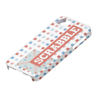 Vintage Scrabble Logo iPhone 5 Cover