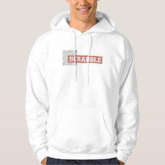 Vintage Scrabble Logo Hoodie