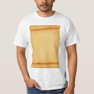 Vintage scroll banner heart seal T-Shirt