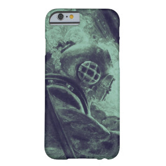 Vintage Scuba Diver Industrial Welding Underwater Barely There iPhone 6 Case