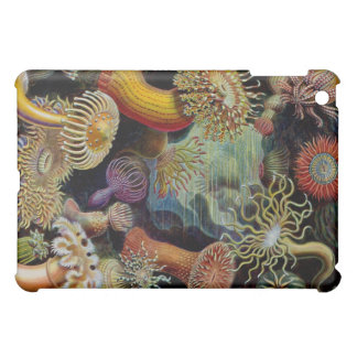 Vintage Sea Anemones Ernst Haeckel iPad Case