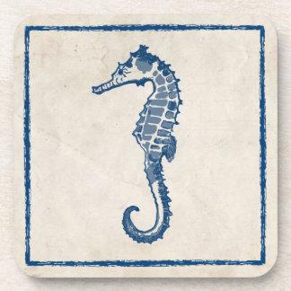 Vintage Sea Horse Coaster