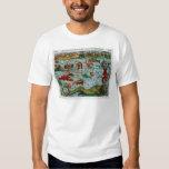 Vintage Sea Monsters T-shirt