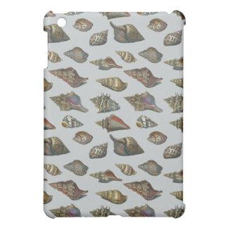 Vintage Seashells iPad Mini Covers