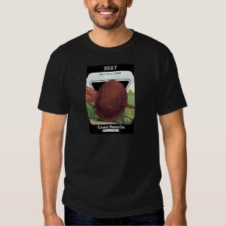 Vintage Seed Packet Vegetable Garden Shirt