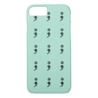 Vintage Semicolon Case
