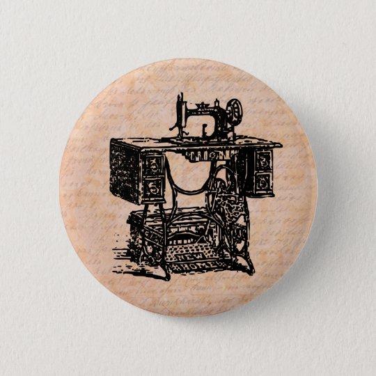 Vintage Sewing Badge
