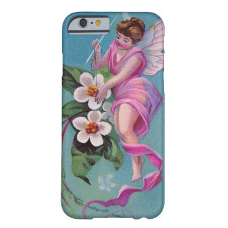 Vintage Sewing Fairy Barely There iPhone 6 Case