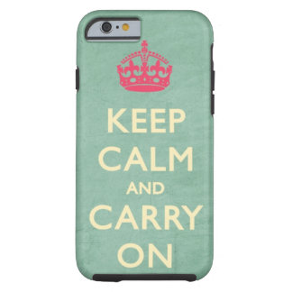 Vintage Shabby Chic iPhone 6 case
