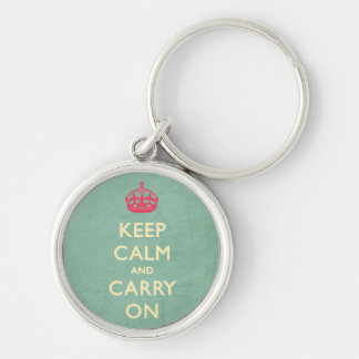 Vintage Shabby Chic Key Chain