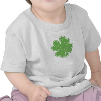 Vintage Shamrock St. Patrick's Day Infant T-Shirt