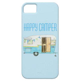 Vintage Shasta Camper Trailer iPhone Case