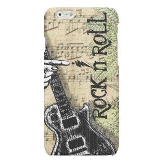 Vintage Sheet Music Rock N Roll iPhone 6 Plus Case