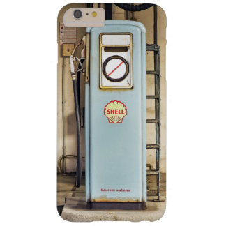Vintage Shell Gas Petrol Pump Barely There iPhone 6 Plus Case