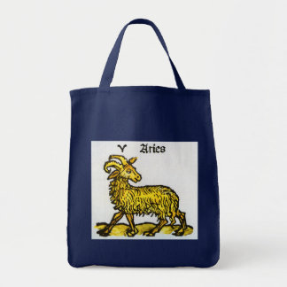 Vintage Signs of the Zodiac, Aries the Ram