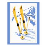 Vintage Ski Art