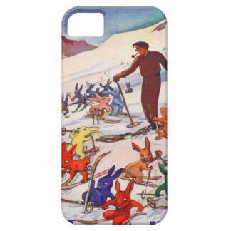 Vintage Ski Poster, Arlberg, St Anton Case For The iPhone 5